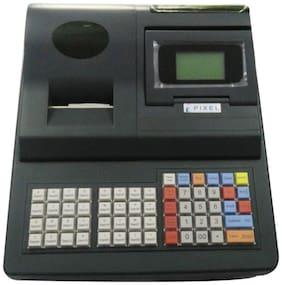 Pixel Dp2000 Black Electronic cash register/ Billing Machine