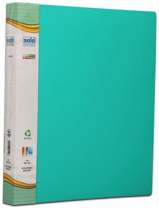 Polyring Binder (pack Of 3) - Green