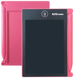 "Portronics POR-881_Portable RuffPad E-Writer 4.4"" LCD Writing Pad"