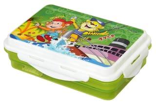 Pratap Executive Double Deckar Lunch Box Kids Design