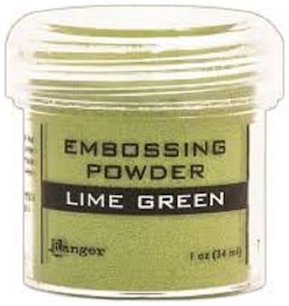 Ranger Embossing Powder - Lime Green
