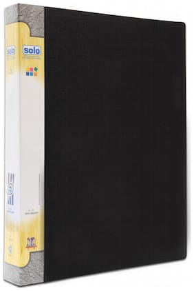 Ring Binder-2-o-ring (pack Of 3) - Black