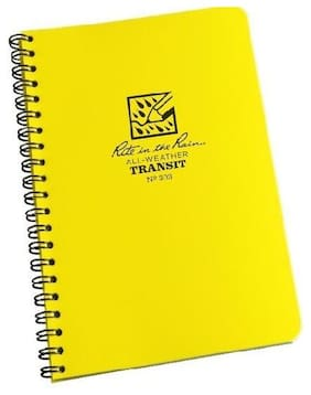 """Rite in the Rain 303 All-Weather Transit Spiral Notebook, 4 5/8"""" x 7"""""""