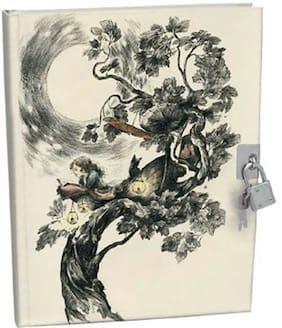 Roger la Borde - Journal - Lockable - Doodle
