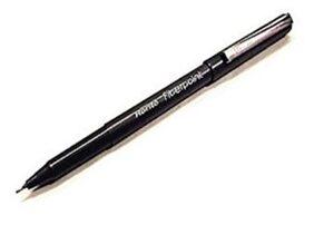 Rorito Fiber Black Pen (Pack of 40 Pen)