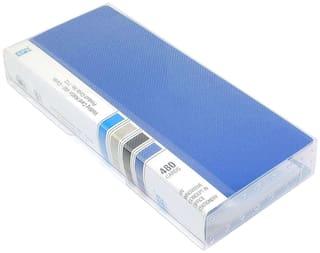 Royal deal Card Holder Book Case Organizer File Business Card Holder, Debit / Credit / Business / Visiting Name Id - 240 Pockets Blue