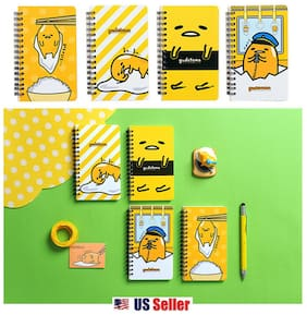 Sanrio Gudetama Lazy Egg Handy Ruled Notebook Note Pad 1pc