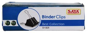 Saya Binder Clip (25mm)