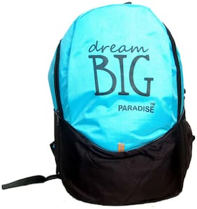Paradise 34 ltr School bag - Blue