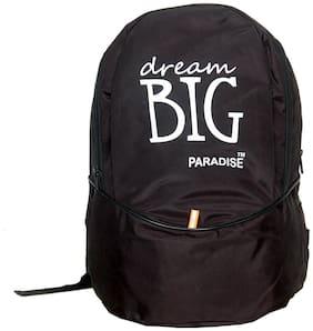 Paradise 34 ltr School bag - Black