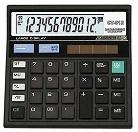 SCORIA CLTIIZEN ELECTRONIC CALCULATOR-CT512