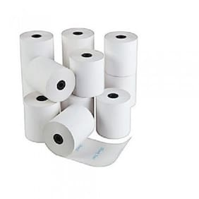 Security store 2 inch thermal paper billing rolls (set of 50 rolls)