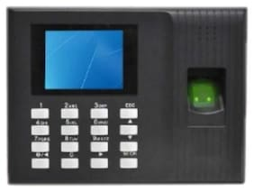 Security store k90 pro time recording attendance system