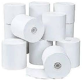 Security store 2 inch pos machine thermal paper rolls (set of 20 rolls)