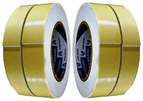 SelectionWorld Manual Double Sided 20 MM Foam Tapes (Pack Of 4)