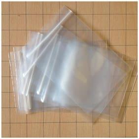 SERENITY LDPE  Zip Lock Bags 100 Pcs (6 x 8 Inch)