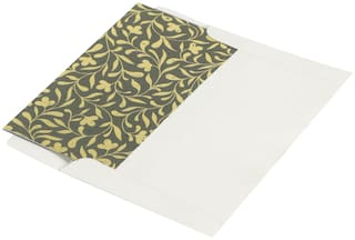 Shantam Thank You Fancy Mini Cards (Pack of 20) SEQUOIA