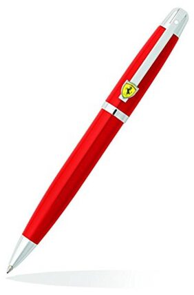 Sheaffer  Ferrari 500  9504 Rosso Corsa Ball Point Pen