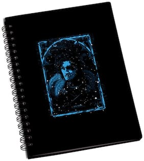 Shopmantra Jon Snow Game Of Thrones Art Notebook