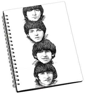 Shopmantra The Beatles Sketch Notebook