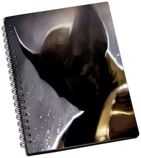 Shopmantra Wolverine Painting Notebook