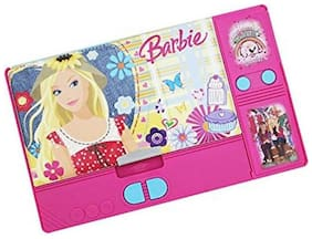 Shree Krishna Handicrafts And Gallery Barbie  Art Plastic Pencil Box  (Set of 1, Pink)