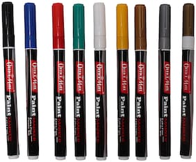 Soni OfficeMate SLIM PAINT MARKERS