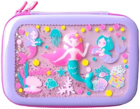 Smily Kiddos sparkle pencil case - mermaid theme