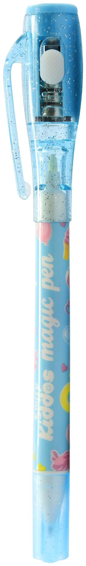 Smily Kiddos  fantasy duo spy marker pen (Light Blue)