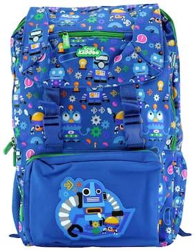 Smily Kiddos 5 L Backpack - Blue