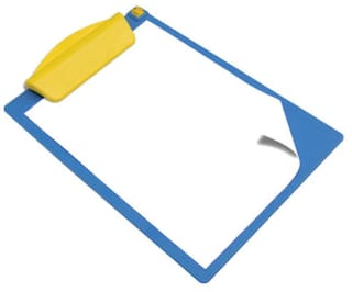 Solo Sb 001 Examination Pads (Set Of 2- Blue- Yellow)