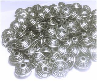 Sparkle Artisy Acrylic -Beads-16x10mm-001