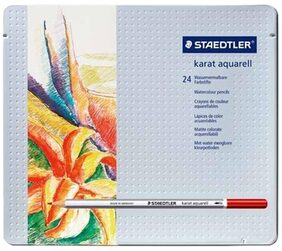 Staedtler Karat Aquarell Color Pencil