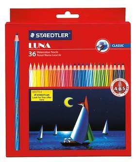 Staedtler Luna ABS Water Color Pencils