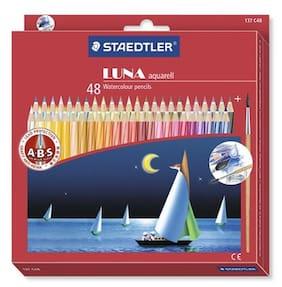 Staedtler Luna Colour Pencils Shades - Set of 48
