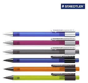 Staedtler Mechanical Pencil (0.7mm) (Pack of 6)