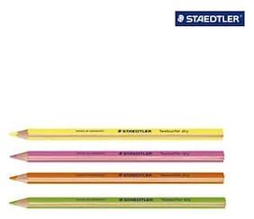 Staedtler Textsurfer Dry Highlighter Pencil (Pack of 5)
