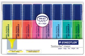 Staedtler Textsurfer Gel Chisel Tip Highlighter Pen
