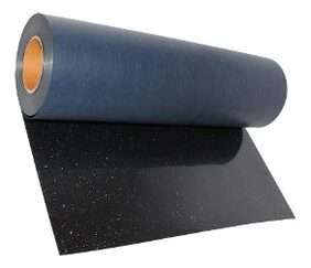 Stahls Glitter Flake Heat Transfer Films Vinyl - Black Color