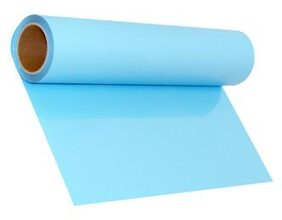 Stahls Premium Plus APSA Heat Transfer Films Vinyl - Light Blue Color