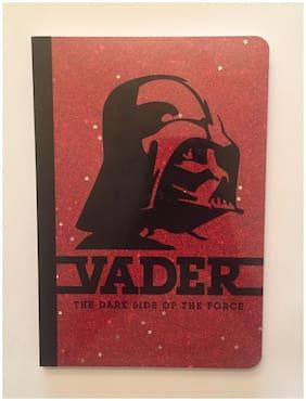 Star Wars Darth Vader Small Notebook 8.25   H x 5.75   W 110 Sheets