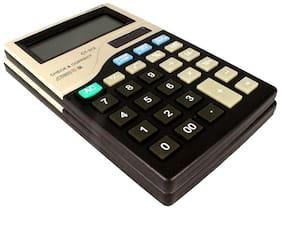 Stealodeal CT-312 |Pack of 2| 12 Digit Basic Calculator