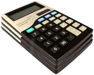 Stealodeal CT-312 |Pack of 3| 12 Digit Basic Calculator