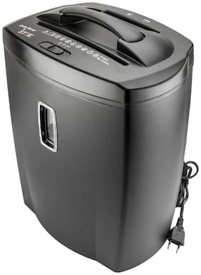 SToK ST-30CC Cross Cut Shredder - Paper/DVD/CD/Credit Card - 1 YEAR WARRANTY