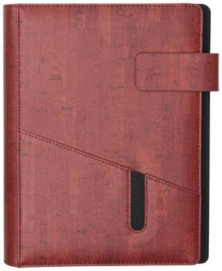 STOLT Whiz Business Red Color Diary