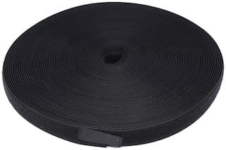 Store2508  Loop Only Tape 2.5 cm Width, 25 Metres Length. (Only Loop (Non Adhesive))
