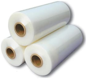 Stretch Wrap Film Roll (300 mm) 30.48 cm (12 inch) x 800 Metres / Packing Roll