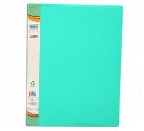 Student'S Ring Binder (17Mm Ring) (Pack Of 3) - Green