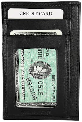 STYLE SHOES ATM & Debit Card Holder For Men And Women 7 Card Holder