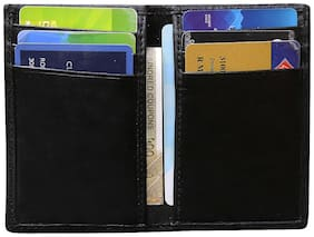 Style Shoes Genuine Leather Credit Card Holder For Men